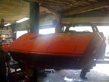 1971 Chevorlet Corvette